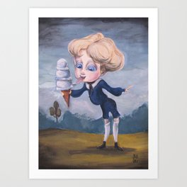 Other Blue Boy Art Print
