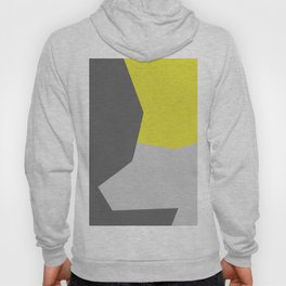 Minimalism Abstract Colors #10 Hoody