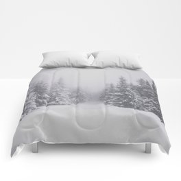 Winter walk - Landscape and Nature Photography Comforters