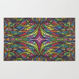 Stained Glas Rug