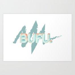 bufu Art Print