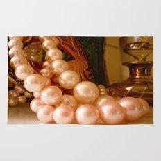 Pearls  Rug