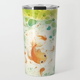 Nishigikoi Travel Mug