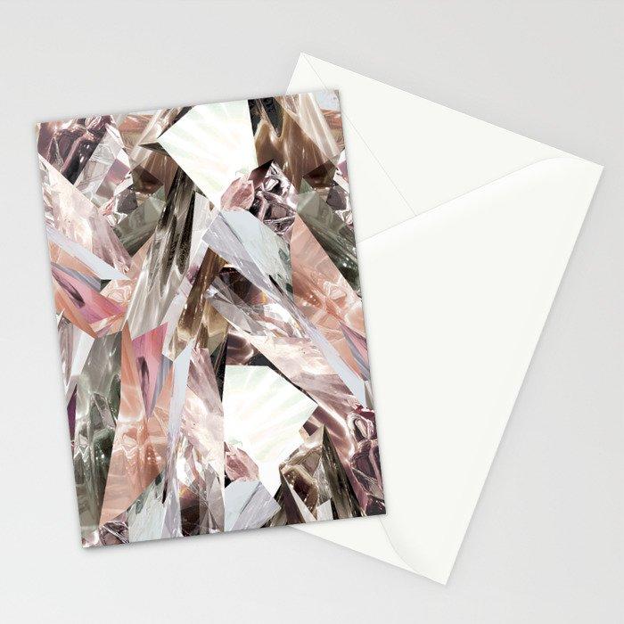 Arnsdorf SS11 Crystal Pattern Stationery Cards