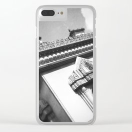 Vientiane Arches Clear iPhone Case