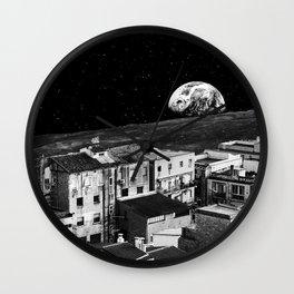 Settlement Wall Clock
