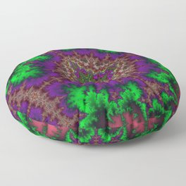 Fractal Ball Floor Pillow