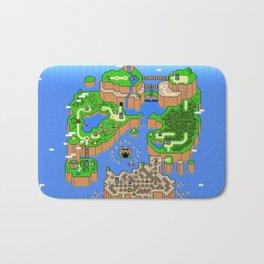 The World of Super Mario Bath Mat