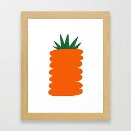 Haworthia Plant Framed Art Print