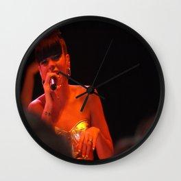 Lilly Allen Wall Clock