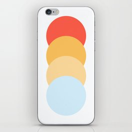 4 Classic Retro Dots Abnoba iPhone Skin