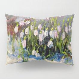 Snowdrops Pillow Sham