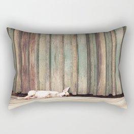 No worries. Rectangular Pillow