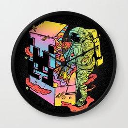 Space Arcade Wall Clock