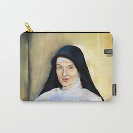 Reach Out And Touch Faith Carry-All Pouch