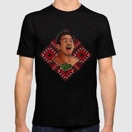 New Zealand Maori Haka Dancer T-shirt