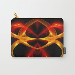 Sculpture by light Carry-All Pouch