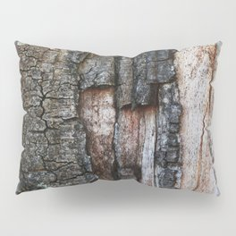 Tree Bark close up Pillow Sham