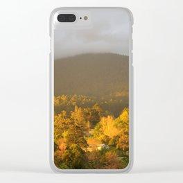 Warburton 8 Clear iPhone Case