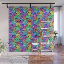 ColorCats Wall Mural