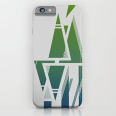 Abstract Color Slim Case iPhone 6s