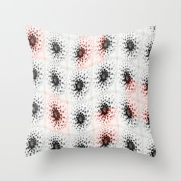 Waves of the Universe Throw Pillow