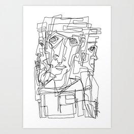 Conscience Art Print