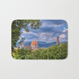 Duomo Santa Maria Del Fiore Bath Mat