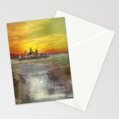 Temple Station Stationery Cards