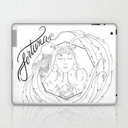 Fortune Teller's Tale Laptop & iPad Skin