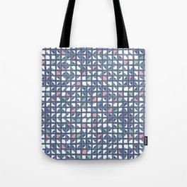 Diagonall Tote Bag
