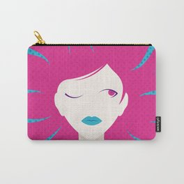 Color Girls - Pink Carry-All Pouch