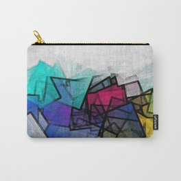 the puzzled horizon Carry-All Pouch