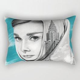 Audrey H. Rectangular Pillow