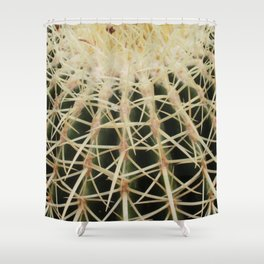 Ouch! Shower Curtain