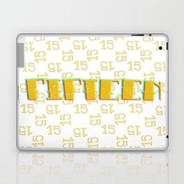 Project 2 (fifteen) Laptop & iPad Skin