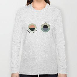 day eye night eye Long Sleeve T-shirt
