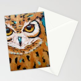Hunter's Stare Stationery Cards