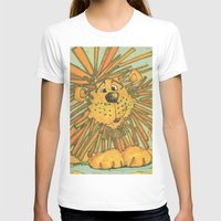 lion king T-shirts featuring Lion King by coconuttowers