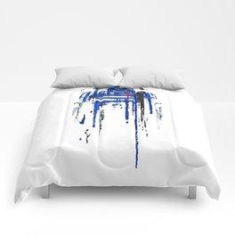 A blue hope 2 Comforters