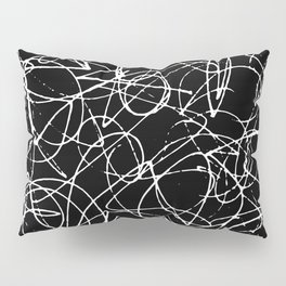 Pollock is my fave Pillow Sham