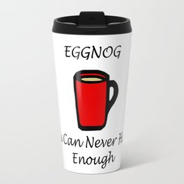 Eggnog Travel Mug