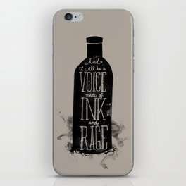 Rum Diary iPhone Skin