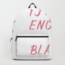 Funny Metal Fan Gift Irony Backpack