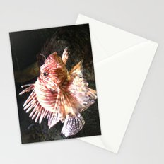 fish love Stationery Cards