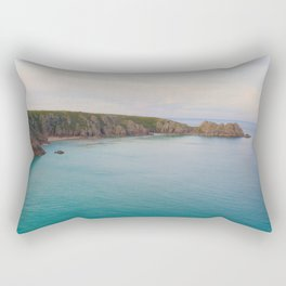 View from the Minack Theatre Rectangular Pillow
