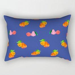 Jambu I (Wax Apple) - Singapore Tropical Fruits Series Rectangular Pillow
