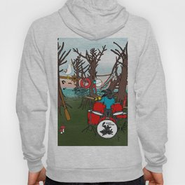 Salty Raven Drummer from Flock of Gerrys Gerry Loves Tacos by Seasons Kaz Sparks Hoody