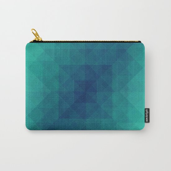 Emerald dreams Carry-All Pouch