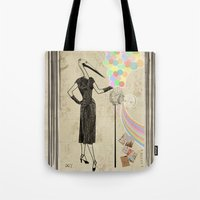 photographer Tote Bags featuring Photographer   by ezop